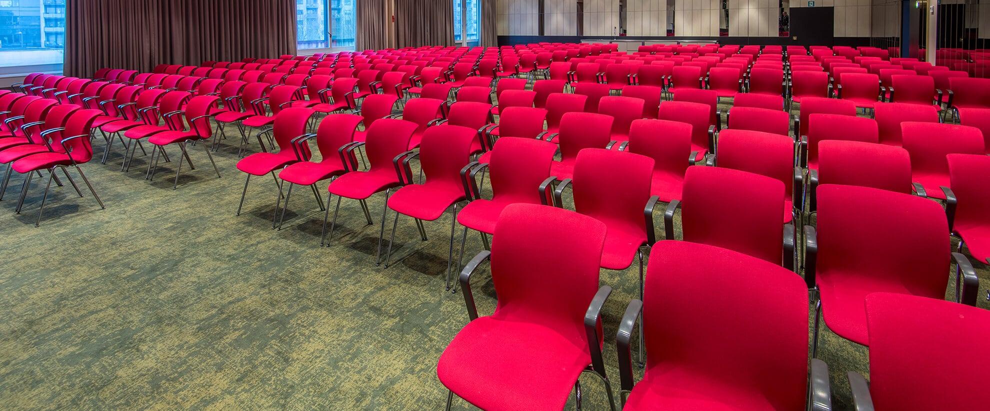 Dansk Wilton carpet solutions for Scandic Palace in Copenhagen
