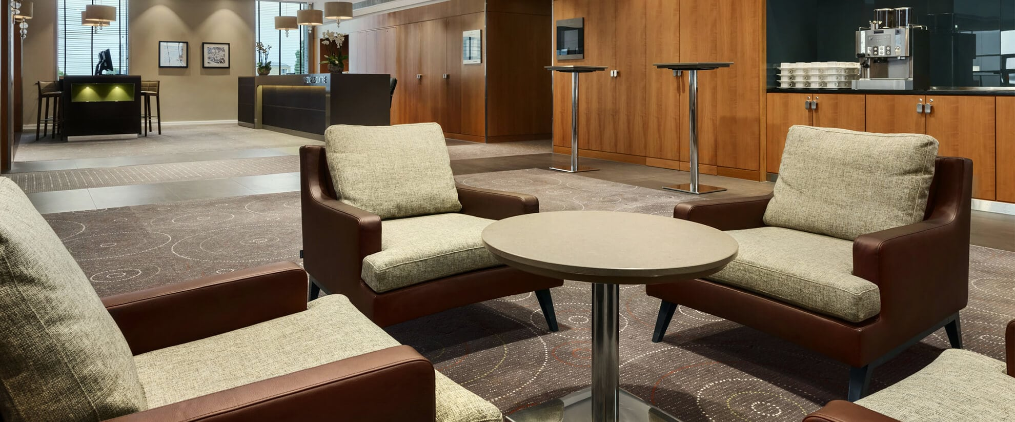 Hotel Hilton Copenhagen with Dansk Wilton carpet solutions