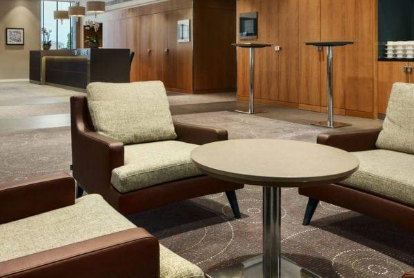 Dansk Wilton carpet solutions for Hilton Copenhagen Airport