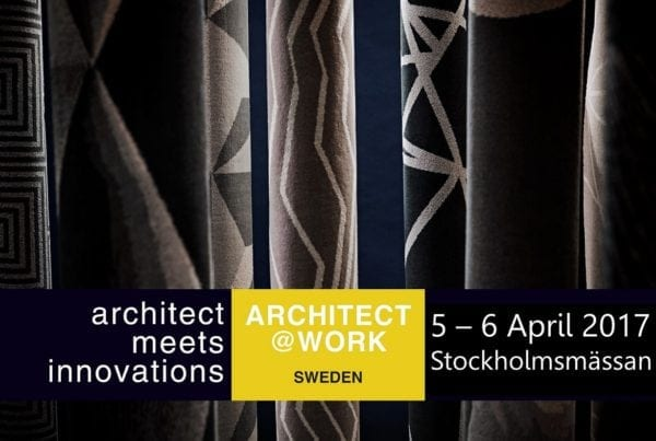 Meet Dansk Wilton at Stockholmsmässan for architects