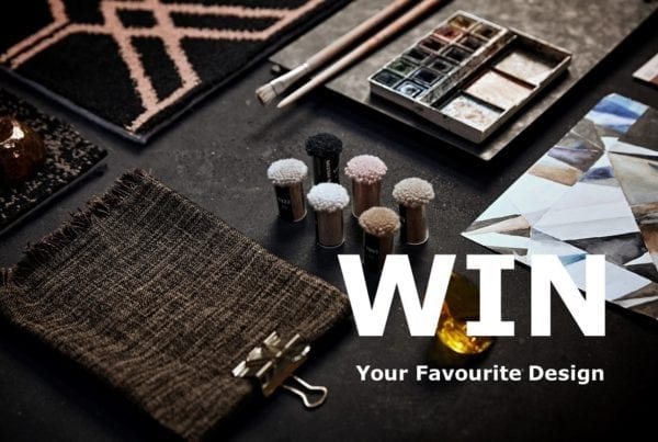Competition - Win you favourite design from Dansk Wilton carpets