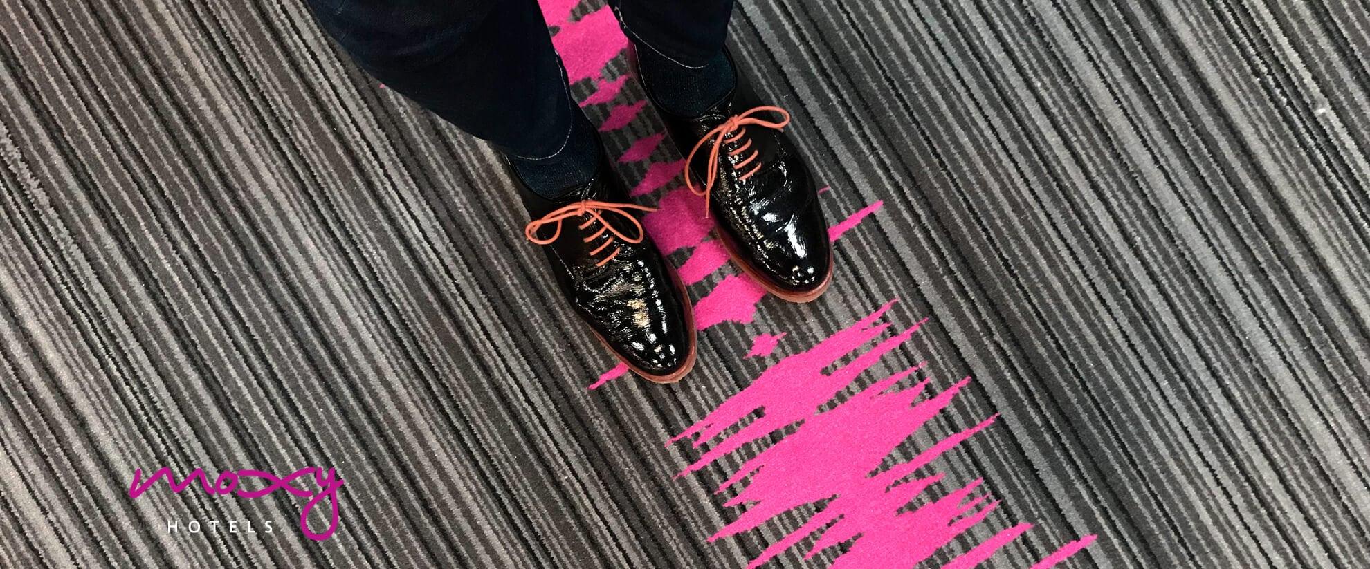 Dansk Wilton Colotec carpet solutions