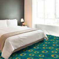 Dansk Wilton finds inspiration for carpet solutions for cruise ships and hotels in the nature