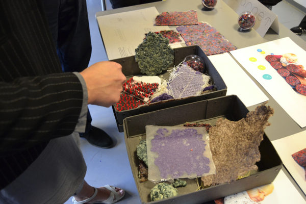 Innovation and quality are keywords in the production and development of Dansk Wilton carpets