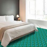 Dansk Wilton finds inspiration in the vivid colors and beautiful shapes of nature for carpet solutions for both cruise ships and hotels