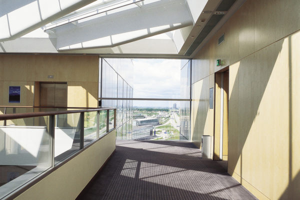"""Hilton Copenhagen Airport Hotel rolls out a new design labelled """"Room for the NEW"""" with custom designed carpets from Dansk Wilton"""