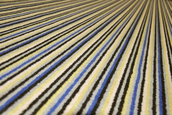 The DW Contract Graffic carpets from Dansk Wilton are a tufted quality with many of the same characteristics as the Colortec quality