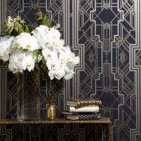 Dansk Wiltons art deco is inspired by the ornamented, luxurious but still strict look of this era