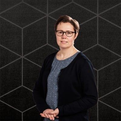 Meet the quality and production planner of Dansk Wilton, Camilla Rønn Pedersen