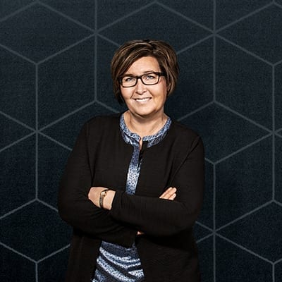 Meet the sales coordinator of Dansk Wilton, Lise Borup