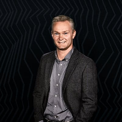 Meet the export manager of Dansk Wilton, Mads Agerholm