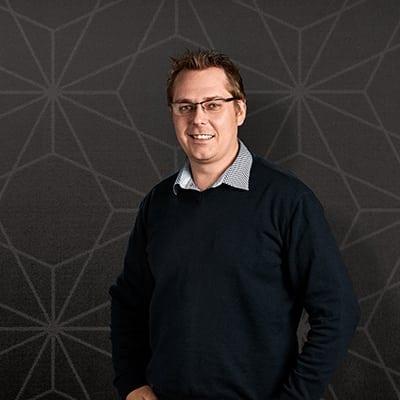 Meet the Purchase and production coordinator of Dansk Wilton, Mikkel Thirup Rosengren