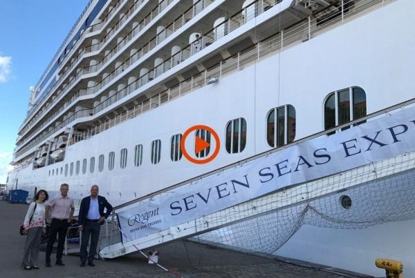 Dansk Wilton delivered unique carpet solutions for the worlds most luxurious cruise ship, Seven Seas Explorer