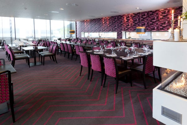Dansk Wilton has delivered all carpets for the Rock City Hotel in Namsos