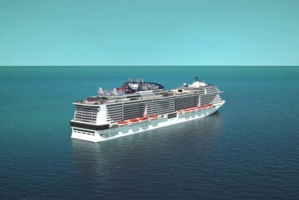 MSC Meraviglia with carpets for cruise ships from Dansk Wilton