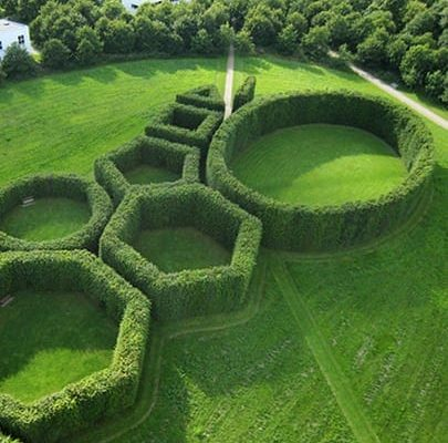 The art around us inspires Dansk Wilton