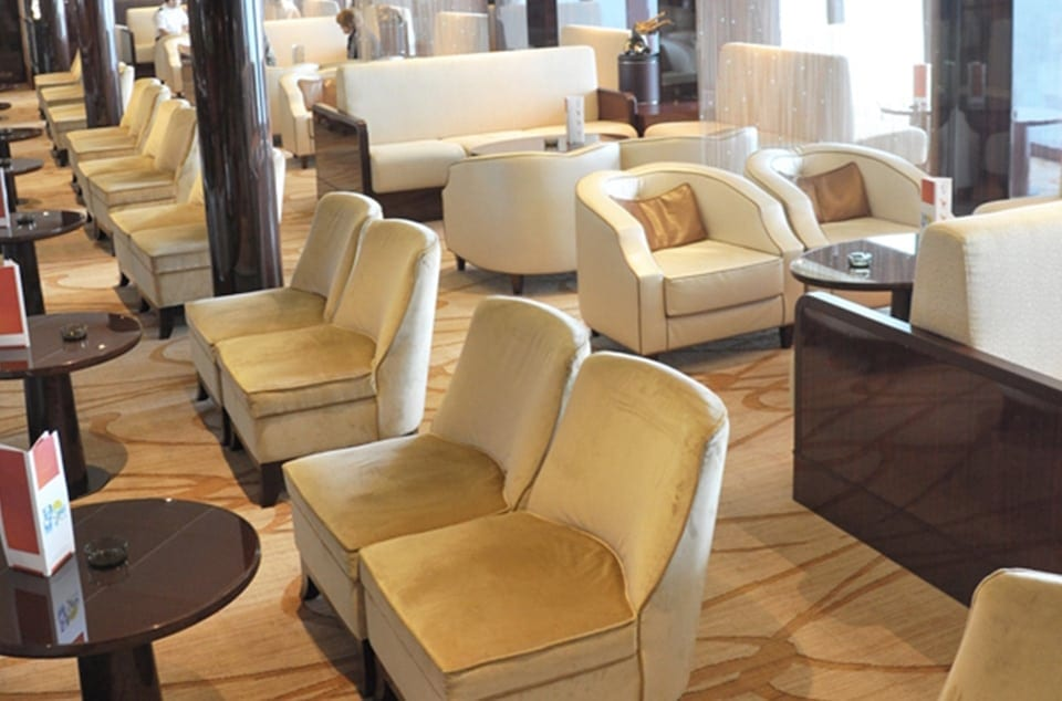 Dansk Wilton carpet solutions for the hotel Costa Neoromantica
