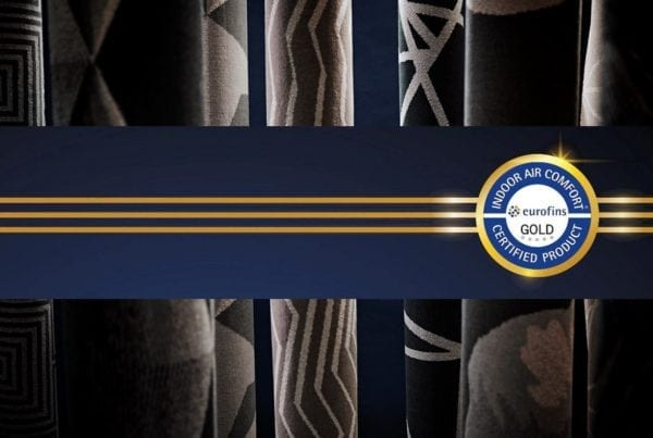 Eurofins cerification for Dansk Wilton carpet solutions
