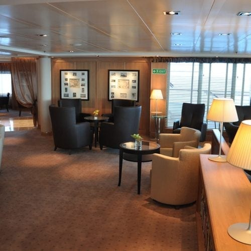 Dansk Wilton has delivered unique carpet solutions for the cruise ship Seabourn Sojourn
