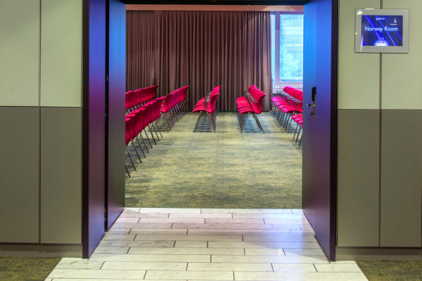 Dansk Wilton carpet solution for Radisson Blu Scandinavia Hotel in Copenhagen