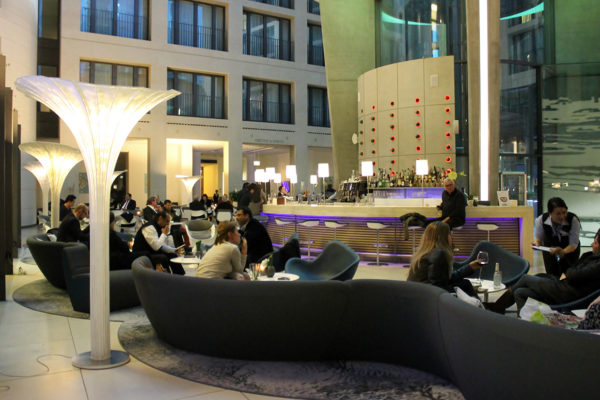 Dansk Wilton has delivered sustainable carpet solutions for Radisson Blu Hotel in Berlin