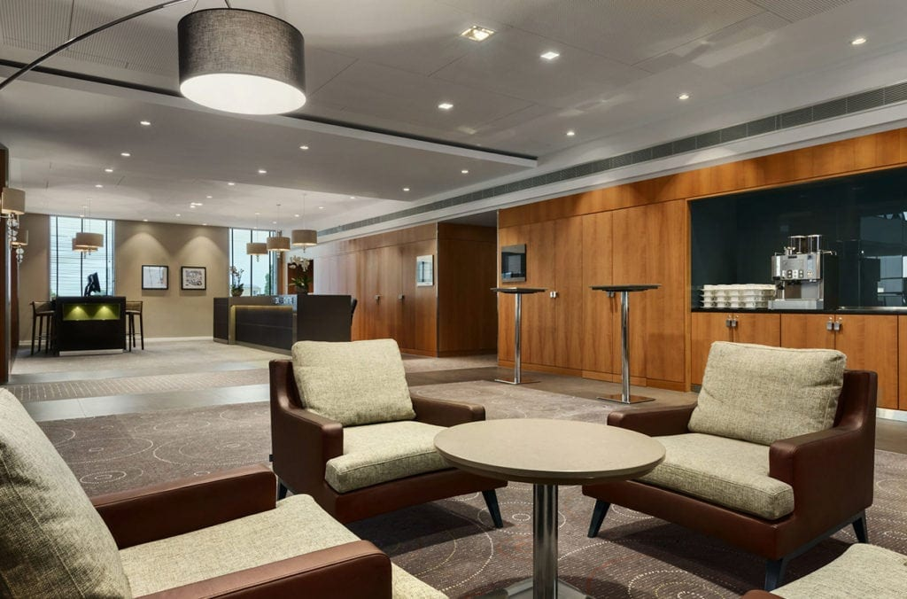 Dansk Wilton carpets for hotels at Hilton Copenhagen Airport