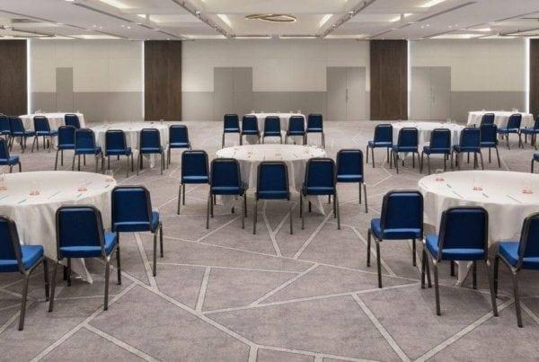 Dansk Wilton carpet solutions for Le Meridien Nice