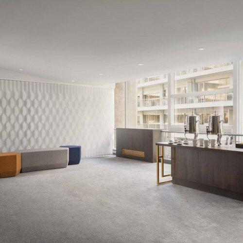 Le Medrien Nice with carpets for cruise ships from Dansk Wilton