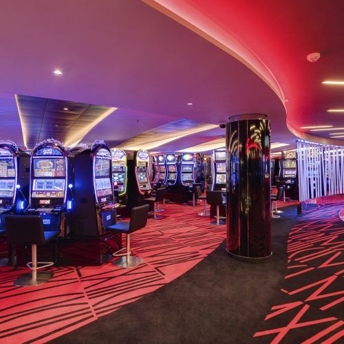 MSC Meraviglia Casino Imperiale with carpets for cruise ships from Dansk Wilton