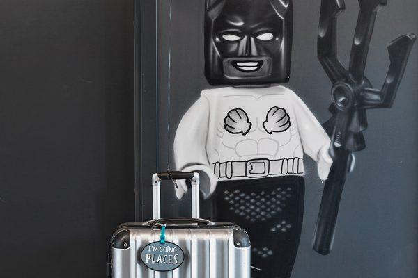 MOXY Copenhagen Lego inspiration - Dansk Wilton