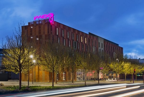 Moxy Copenhagen has been named one of the most exciting new openings in 2019 by Forbes