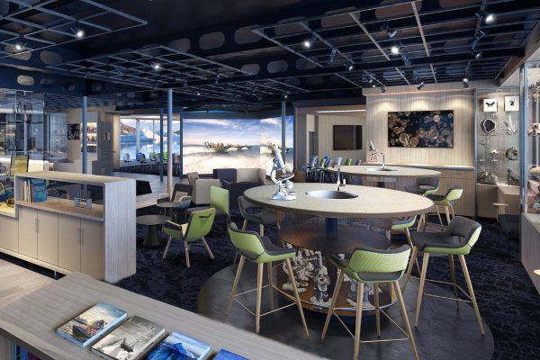 Dansk Wilton - Roald Amundsen - Carpet Design - Activity Center