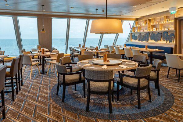 Dansk Wilton - Roald Amundsen - Carpet Design - Aune Restaurant - Epsen Mills