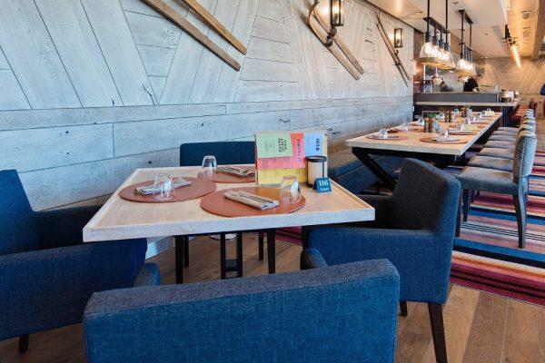 Dansk Wilton - Roald Amundsen - Carpet Design - Fredheim Dining - Agurtxane Concellon