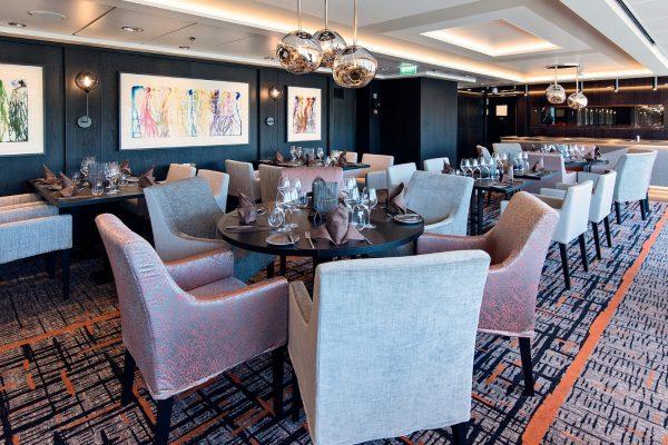 Dansk Wilton - Roald Amundsen - Carpet Design - Lindstrøm Restaurant - Agurtxane Concellon