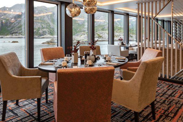 Dansk Wilton - Roald Amundsen - Carpet Design - Lindstrøm Restaurant - Espen Mills