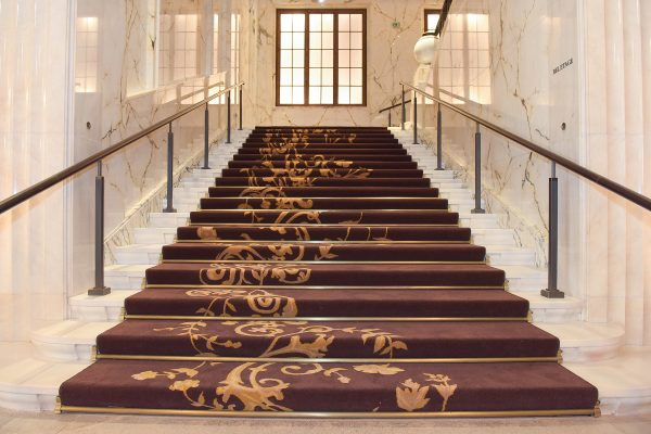 ParkHyattWien_Stairs_Axminster_CustomDesign